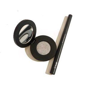 NIB luxe eye shadow and eyeliner